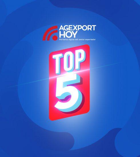 Top 5 Agexport Hoy