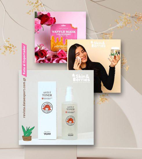 Skin & Berries, emprendimiento de belleza y bienestar listo para exportar