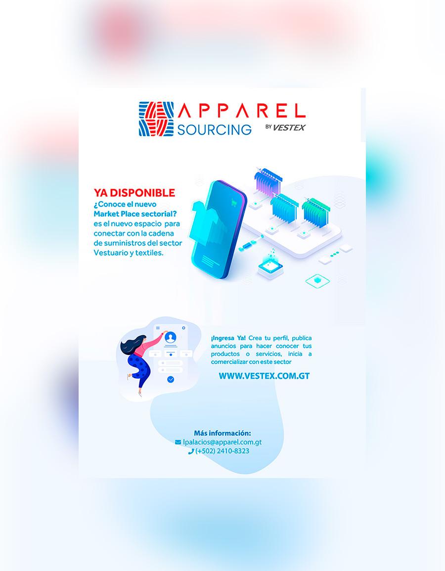 Apparel Sourcing by VESTEX