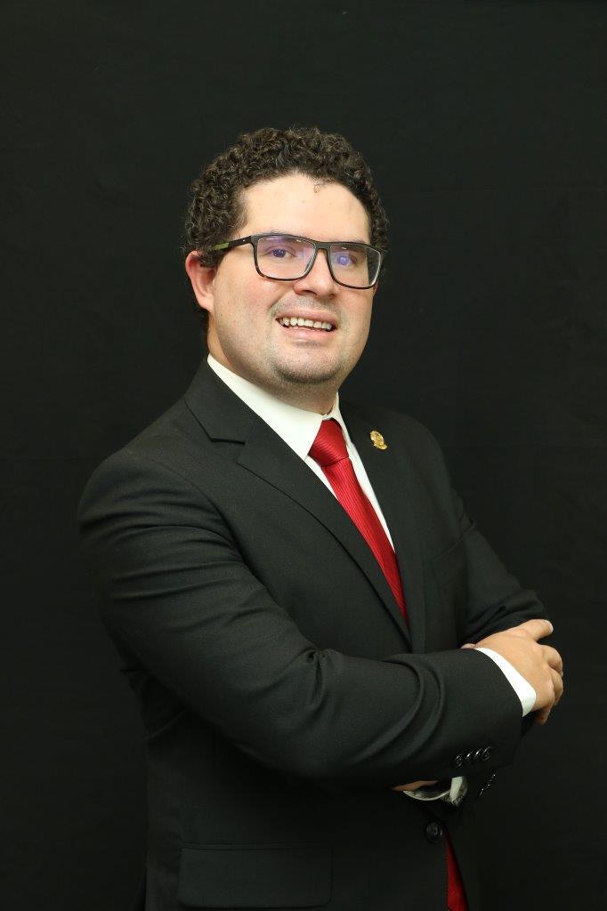 Franciso Menéndez joven empresario guatemalteco