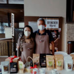 Café de especialidad con aroma emprendedor